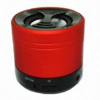 China USB Mini Speaker for Bluetooth with Music Player Function wholesale