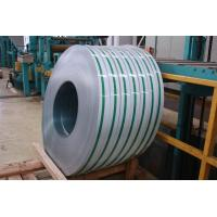 China 201 / 202/304 / 304L/430/409L/410S/ Cold Rolled Stainless Steel Strips PE Film For Chemical Industry wholesale