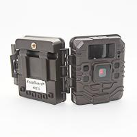 China 4 Leds Night Vision Hunting Camera , Waterproof IP67 Infrared Game Camera HD Wildlife 16MP wholesale