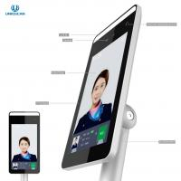Buy cheap Body Temperature Measuring and Facial Recognition Equipment For Access Control from wholesalers