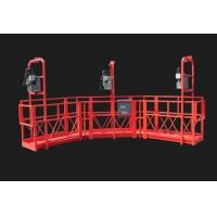China Customized Suspended Platform Construction Elevator Scaffold Hoists wholesale