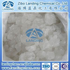 China Iron free Ammonium Aluminum Sulphate/ Ammonium Alum on sale