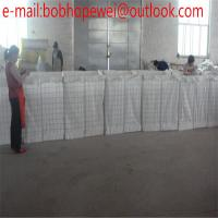 China Hesco Bastion Wall/1x1x1m hesco mesh/1x1x1m hesco mesh/4.0mm wire diameter hesco barrier/hesco bastion from 100% factor wholesale
