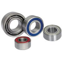China Stainless Steel Double-row Angular Contact Ball Bearing S5209 2RS, S5209 ZZ wholesale