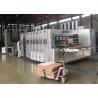 China Automatic Feeder Corrugated Box Flexo Printer Slotter Die Cutter Stripping Stacker Machine wholesale