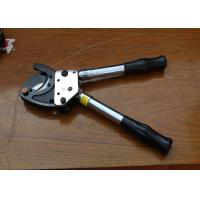 China Easy Operation Steel Cutting tools J30 Ratchet Cable Cutter for Cutting Wire wholesale