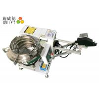 China Automatic Wire Tie Machine , Nylon Zip Tie Tool With PLC Control System wholesale