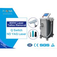 China Four Wavelength Q Switched ND YAG Laser Tattoo   Machine Accurate Operating For All Colors Tattoo wholesale