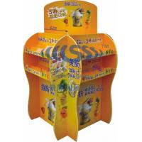China Duplex Board With Grey Back Point Of Purchase Displays For Food Matte Lamination wholesale