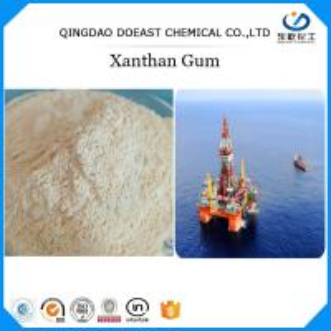 China DE VIS Xanthan Gum Oil Drilling Grade Meet API Specifications CAS 11138-66-2 on sale