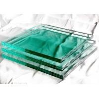 China Sandwich HS Tempered Building Glass Panels 300 × 500 Mm Long Life Time wholesale