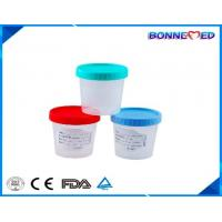 China BM-L1011 High Quality Hot Sale Laboratory Disposable Urine Specimen Stool Container PP/PS Sterilized on sale