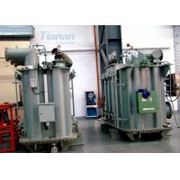 Buy cheap 10 - 35kV Oil Immersed 3 Phase Power Transformer Electrical Oltc from wholesalers