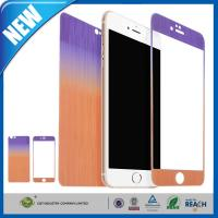 China iPhone 6 / Plus Cell Phone Screen Protector Front Back Mirror Tempered Glass Film on sale