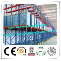 China High Speed C Z Purlin Roll Forming Machine For Storage Shelf Racking System wholesale