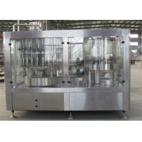 China Automated Carbonated Beverage Processing Equipment Soft  Drinks /  Soad Water Making Machine wholesale