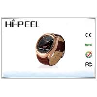 China GSM Wrist Watch Phone Bluetooth Phone Watches With FM Radio For Businessmen wholesale
