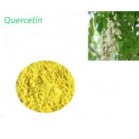 China CAS 6151-25-3 Organic Quercetin Powder Extracted By Sophorae Japonic L wholesale