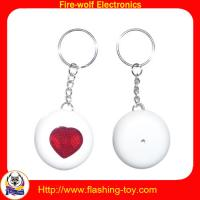 China Portable red, blue, green, white, orange beep and sound Electronic Key Finder on sale