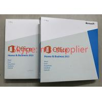 China Genuine Office 2013 Retail Box , Microsoft Office Professional 2013 Software wholesale