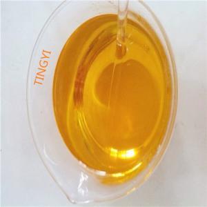 China Yellow Liquid Testosterone Anabolic Steroid Anadrol 50mg / Ml For Bodybuilder wholesale
