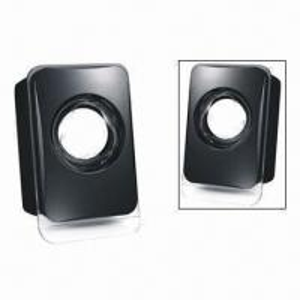 China Mini Computer Speakers, USB 2.0 Mini Speaker with 3.5mm Stereo Jack in Fashionable Shape wholesale