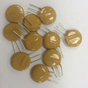 China 10mm Metal Oxide Varistor Utilize 3 Leads Overcurrent Overvoltage Protection Devices wholesale