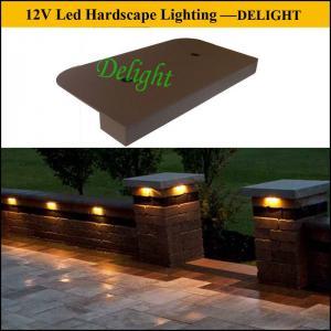 China 6 inch LED Hardscape Light, LED Stone and Brick Lighting for retaining wall blocks light on sale
