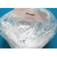 China Androgen Drug Sex Enhancement Steroids Avanafil Avanfil CAS 330784-47-9 wholesale
