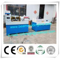 China Thread Rolling Machine For Making Anchor Bolt , Bar CNC Drilling And Threading Machine wholesale