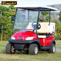 Buy cheap 2 Seat Mini Gold Club Electric Multi Passenger Golf Carts With Trojan Battery from wholesalers