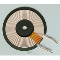 China Copper Wire Wireless Charging Coil 70% Humidity For Wearable Device wholesale