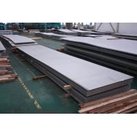 China 304 Hot Rolled Stainless Steel Plate JISCO Mill NO.1 Surface on sale