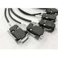 Buy cheap Custom Automotive Wiring Harness , Vehicle Wiring Harness In Black Color from wholesalers