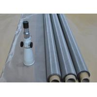 China Stainless Steel Screen Printing Mesh with 122CM 1.02cm width for Screen Printing wholesale