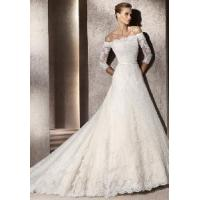 China off The Shoulder Bridal Gowns wholesale