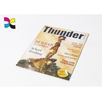 Buy cheap Fashion Full Color Free Sexy English Film Laminated Custom Made Magazine / Color from wholesalers