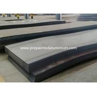China High Strength Hot Rolled Steel For Ship / Bridge / Building 20mm Thickness wholesale