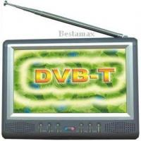 China Digital TV Receiving DTB-T TV Signal/Terrestrial TV Signal/Lithium Battery wholesale