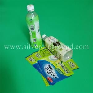 China Custom PVC shrink sleeve for label wholesale
