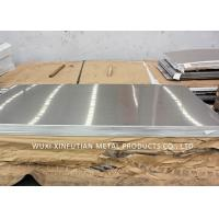 China Cold Rolled Stainless Steel Plate Grade 316 2mm 3mm Thickness For Heat Exchanger on sale