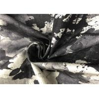 China Splash - Ink Graphic Print Fabric , Super Soft Touch Graphic Upholstery Fabric wholesale