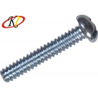 Buy cheap Phillips Drive Pan Head Machine Screws, Stainless Steel 18-8 / 304 /316 from wholesalers