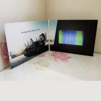 China Digital Video Booklets built in speaker / rechargeble battery wholesale