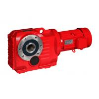 China K Helical-Bevel Gear Reducer wholesale