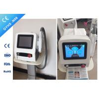 China 800w Pico Nd Yag Laser Tattoo Removal Machine Q - Switched Type For Beauty Salon wholesale