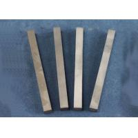 China Costum Tungsten Carbide Strips / Hard Alloy Strip High Wear Resistance wholesale