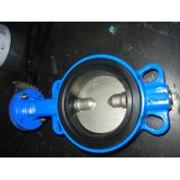 China Grooved Rubber Seated Butterfly Valves For Medium Flow Cuting Off wholesale