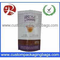 Side Gusset Coffee Packaging Bags with Valve for Pack Candy