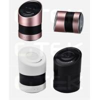Buy cheap Durable Wireless Portable Bluetooth Stereo Speakers For Iphone , Apple Ipad from wholesalers